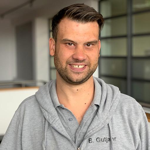 Benjamin Gutjahr Profil